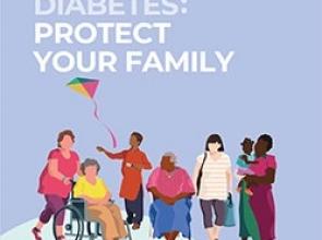 """""""Protejează-ți familia"""" – tema Zilei Mondiale a Diabetului"""